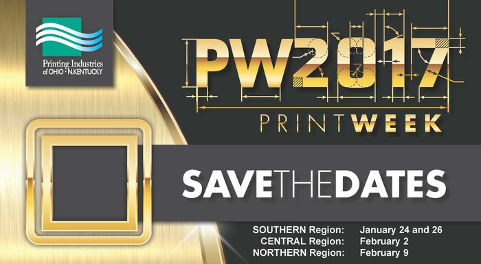 2017 Print Week   Save The Dates