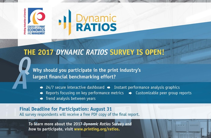 2017 Dynamic Ratios Survey