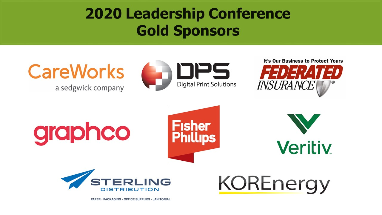 2020 Conference Gold Sponsors